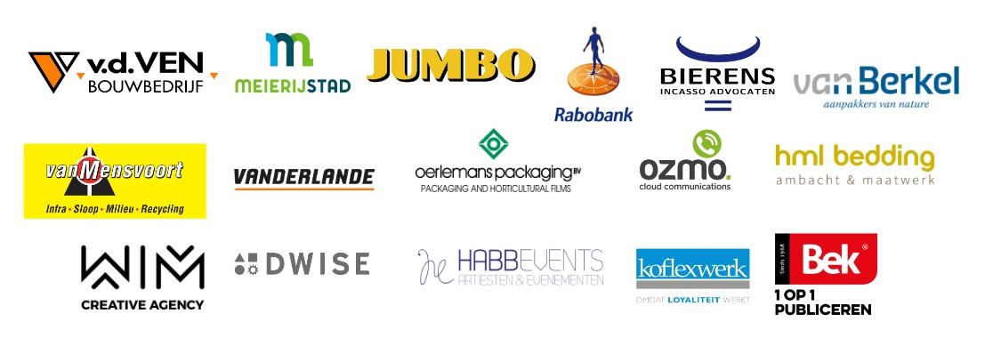 CHV Academy sponsors