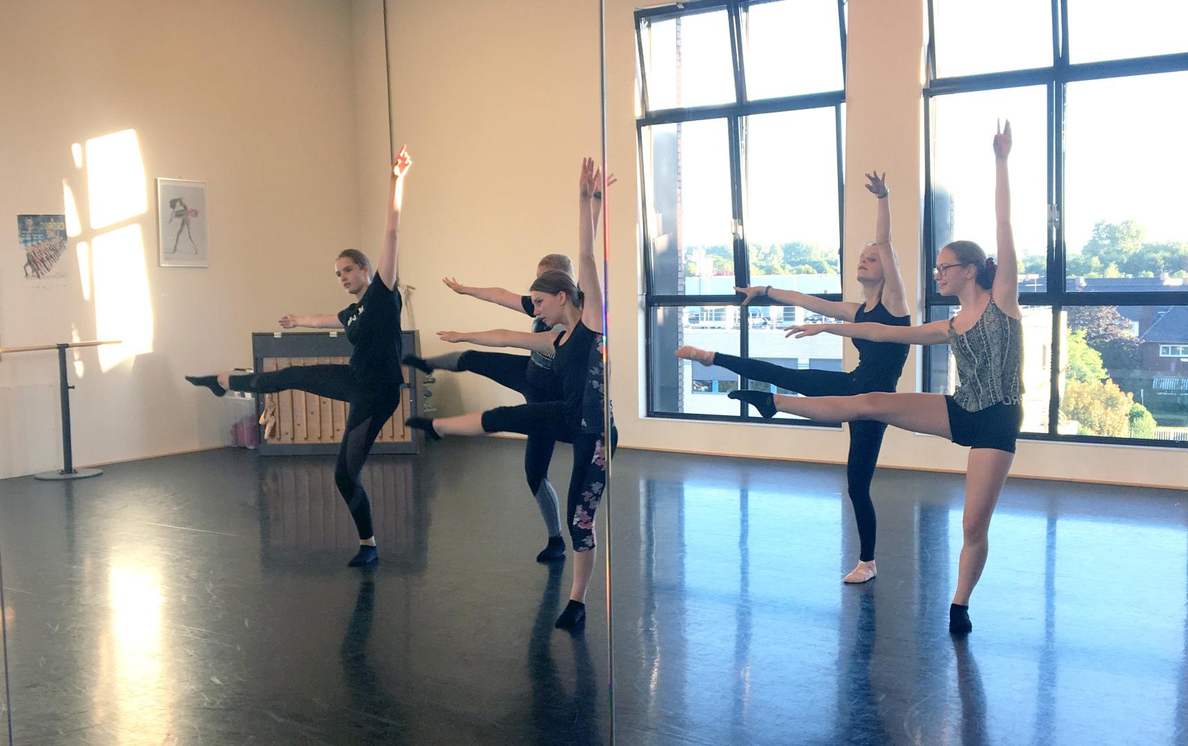 Talentklas Dans