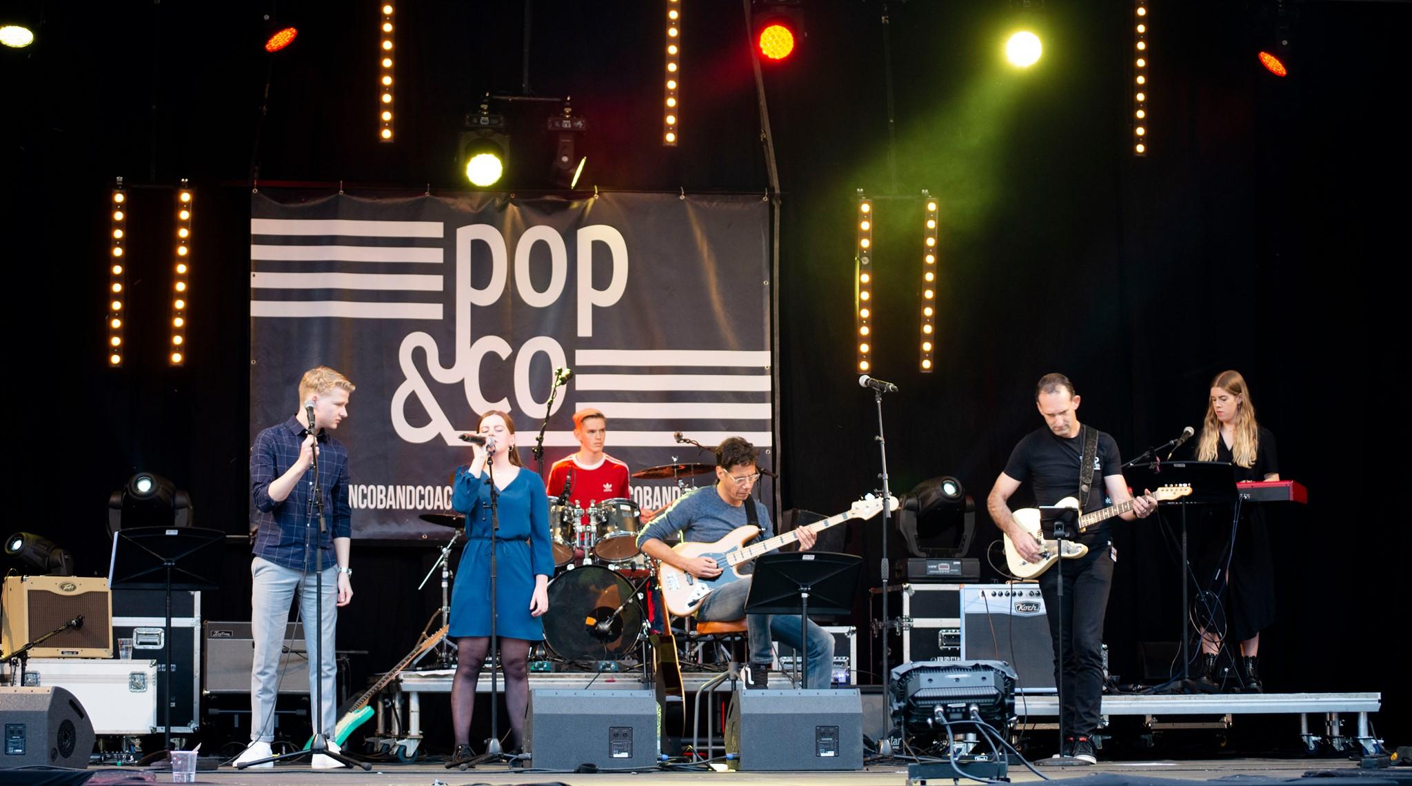 Pop & Co Live